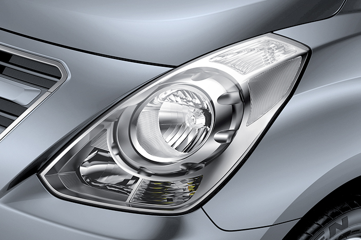 h 1 highlights headlamps original